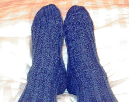 Bluekoigusocks